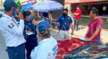 Tránsitos serán vigilados en Tantoyuca - Vanguardia de Veracruz