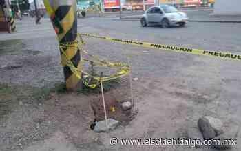 Nuevo hundimiento en colonia de Tula - El Sol de Hidalgo