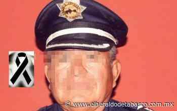 Muere Delegado de Tránsito de Teapa - El Heraldo de Tabasco
