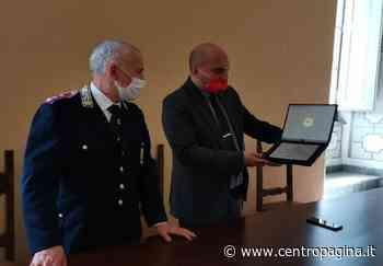 Osimo, il comandante della Polizia locale Graziano Galassi ai saluti dopo 40 anni di servizio - Centropagina