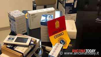Lions club, donati all'Inrca di Osimo un thermoscan e altro materiale sanitario - AnconaToday