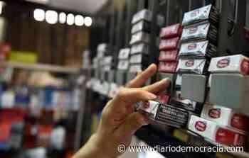 Intiman a kioscos en Chacabuco por precios desmedidos en cigarrillos - Diario Democracia