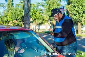 Salto prohibió el ingreso de vecinos de Chacabuco por los casos de Covid en esa ciudad - Colón Doce