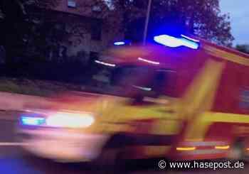 Wohnungsbrände in Quakenbrück und Bad Rothenfelde - eine Person verstorben | hasepost.de - HASEPOST
