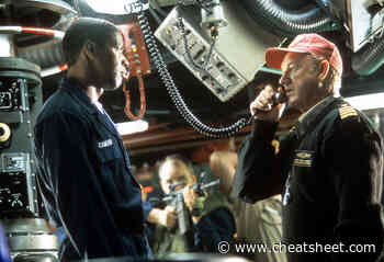 'Crimson Tide' 25th Anniversary: Denzel Washington vs. Gene Hackman - Whoever Wins, We Win! - Showbiz Cheat Sheet