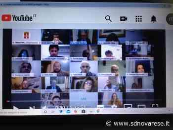 Consiglio comunale di Domodossola in video conferenza - L'azione - Novara