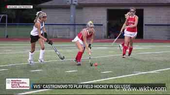 VVS' Castronovo continuing field hockey career at NCAA Division II level - WKTV
