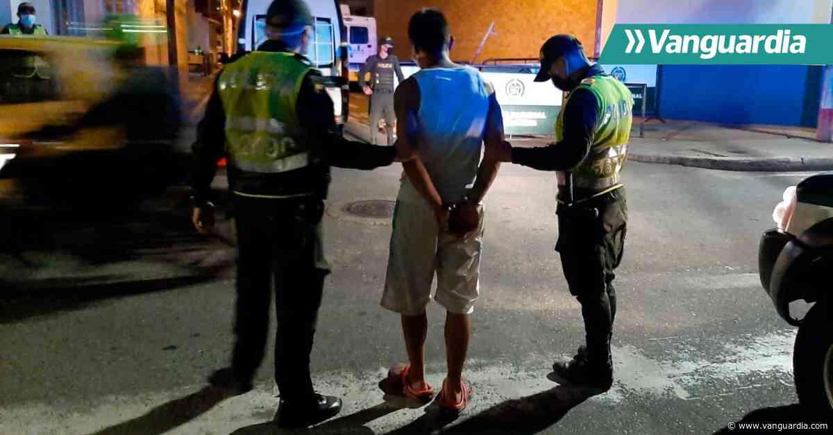 Un hombre fue capturado por dispararle a su hermano, en Piedecuesta - Vanguardia