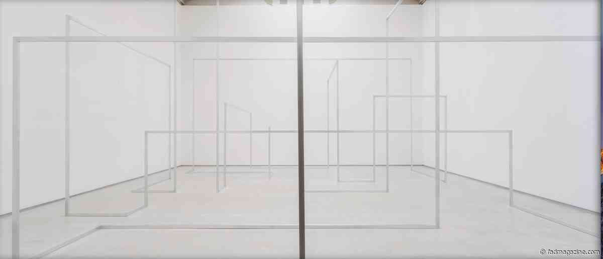 Antony Gormley exhibition In Habit re-opening this week at Thaddeaus Ropac Paris - FAD magazine