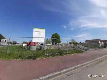 A La Ferté-Bernard, le quartier du Gaillon a (presque) disparu - actu.fr