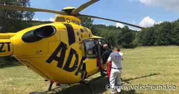 Morbach-Haag: Frau verletzt sich bei Unfall auf K80 - Trierischer Volksfreund