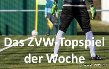 SG Oppenweiler gewinnt ZVW-Topspiel der Woche - Rems-Murr-Sport - Zeitungsverlag Waiblingen