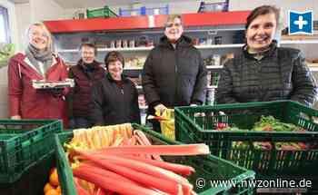 Hilfe Für Bedürftige: Rotes Kreuz öffnet Speisekammer in Rastede wieder - Nordwest-Zeitung
