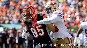 Tyler Eifert cites Jay Gruden as big influence for his signing with Jaguars