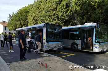 A Paris-Saclay, une plateforme qui vous informe en direct du trafic dans les transports - Le Parisien