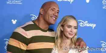 Dwayne Johnson and Emily Blunt reteam for Netflix superhero movie - digitalspy.com