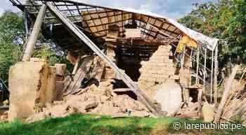 Cajabamba sin presupuesto para aliviar daños del sismo - LaRepública.pe