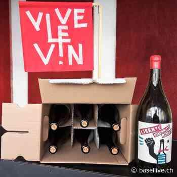 Vive le vin in Basel - Weine aus Freude - BaselLive