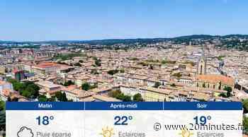 Météo Aix-en-Provence: Prévisions du vendredi 15 mai 2020 - 20minutes.fr