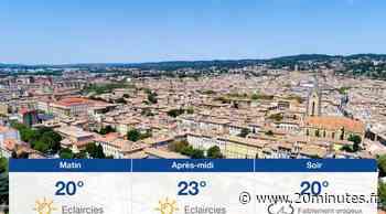 Météo Aix-en-Provence: Prévisions du jeudi 14 mai 2020 - 20minutes.fr