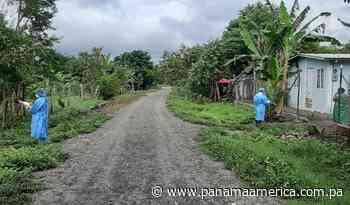 Controles sanitarios en Nuevo Méjico y Divalá por casos de COVID-19 - Panamá América