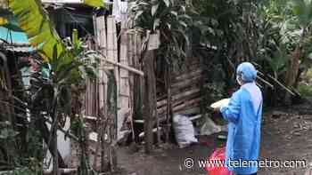 Minsa verificó a familias en Divalá ante gran cantidad de casos COVID-19 - Telemetro