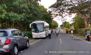 En Ariguaní, Magdalena, casi agreden a pasajero que viajaba con fiebre - El Informador - Santa Marta