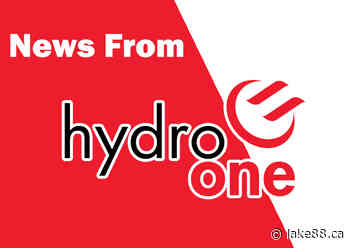 Planned hydro outage to affect more than 600 customers in Carleton Place area on Sunday, May 17th - lake88.ca