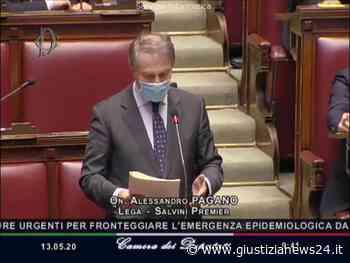 Il leghista Pagano alla Camera: «Silvia Romano è una neo terrorista». Fiano (Pd): «Diffama una prigioniera dei terroristi» - Giustizia News24