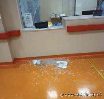 Follia all'Ospedale dei Castelli (Ariccia): sfonda il vetro del Pronto Soccorso e scappa. Fermato a Genzano - Castelli Notizie