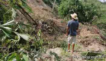 24 horas completaron incomunicadas veredas de Sabana de Torres - Caracol Radio