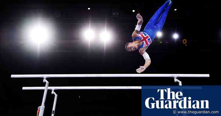 Gymnast Joe Fraser: 'I would cry for a week, then things would come together'