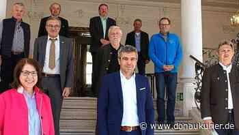 Altmannstein: Waldbesitzer schlagen Alarm - Termin im Landratsamt mit der Landtagsabgeordneten Tanja Schorer-Dremel und Landrat Alexander Anetsberger - donaukurier.de