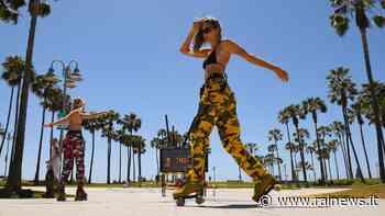 Coronavirus. Venice beach e le altre, Los Angeles riapre le sue spiagge - Rai News
