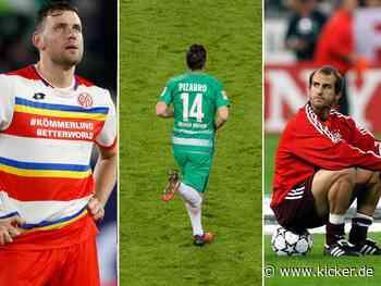Diese Zehn wurden in der Bundesliga am häufigsten eingewechselt