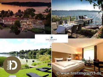 Jetzt günstig buchen! Lübeck - 4*S-Hotel Der Seehof Ratzeburg - 4 Tage für Zwei inkl. Halbpension ☀️Sommer 2020 - breitengrad53.de