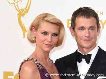 Claire Danes' husband Hugh Dancy thanks her one night stand - Fort McMurray Today