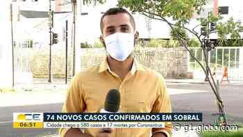Abrigo tem 18 idosos com Covid-19 em Quixeramobim, no interior do Ceará - G1