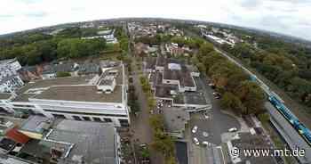 City Center in Bad Oeynhausen soll einem 40 Millionen Euro teuren Medizin-Campus weichen | Regionales - Mindener Tageblatt