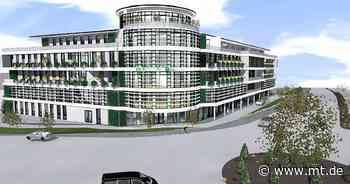 Medinzin-Zentrum in Bad Oeynhausen soll nicht in den Himmel wachsen | Regionales - Mindener Tageblatt