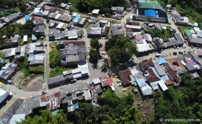 En Cajibío, Cauca, se registró hostigamiento contra la estación de Policía este martes - El País