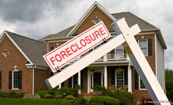 Freddie Mac And Fannie Mae Extend Ban On Evictions And Foreclosures Until June 30 - Forbes