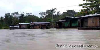 Calamidad pública por lluvias en Vigía del Fuerte y Murindó - canal1.com.co