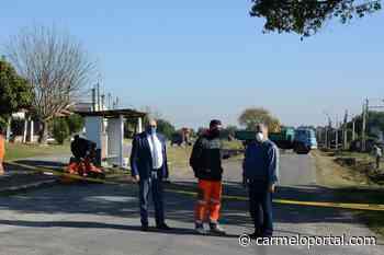 Intendencia implementa en Colonia del Sacramento jornadas de limpieza general los días miércoles - Carmelo Portal