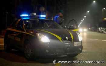 """TORINO-VENARIA - Sfrecciano con il """"rosso"""" davanti ai finanzieri: in auto avevano panetti di hashish. Arrestati - QV QuotidianoVenariese"""