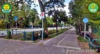 """""""La pista ciclopedonale di Viale Vittorio Veneto non va smantellata"""". - Oggi Treviso"""