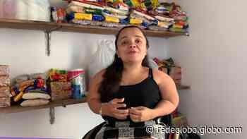 Projeto Catu Solidário ajuda pessoas com deficiência e trabalhadores informais - Globo.com