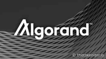 Algorand Foundation Launches 250-Million ALGO Grants Program - The Tokenizer