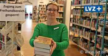 Wiederöffnung Stadtbibliothek - Vorbestellte Medienpakete können im Viertelstundentakt abgeholt werden - Leipziger Volkszeitung