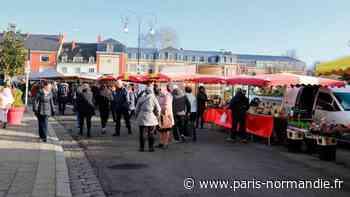 Déconfinement. Les deux marchés de Gisors reprennent dès le 15 mai 2020 - Paris-Normandie